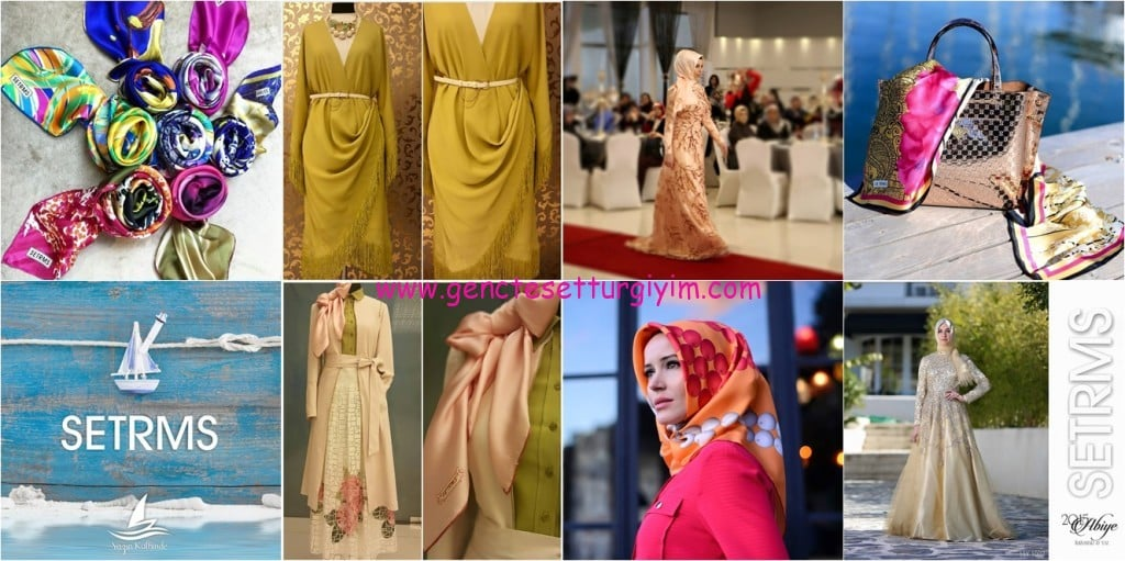 SETRMS 2015 spring summer collection muslimah wear style